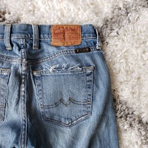Lucky Brand Sweet N' Low Distressed Jeans